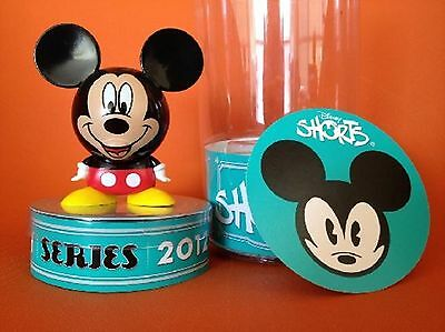 "BUBBLE HEAD  Disney Shorts Mickey Mouse Series 2012 Vinyl Figure 3.5/"" 1000 sets"