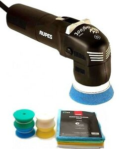 ELECTRIC-MINI-ZUFALLIGE-ORBITAL-POLIERER-RUPES-LHR-75E-FOR-CAR-DETAILING-DETAIL