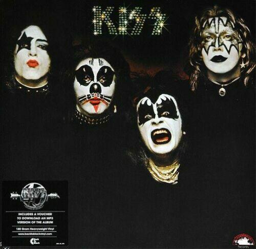 KISS  Kiss Vinyl  Casablanca 2014 180 Gram Brand New And Sealed