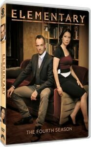 Elementary-The-Fourth-Season-New-DVD-Boxed-Set-Dolby-Slipsleeve-Packaging