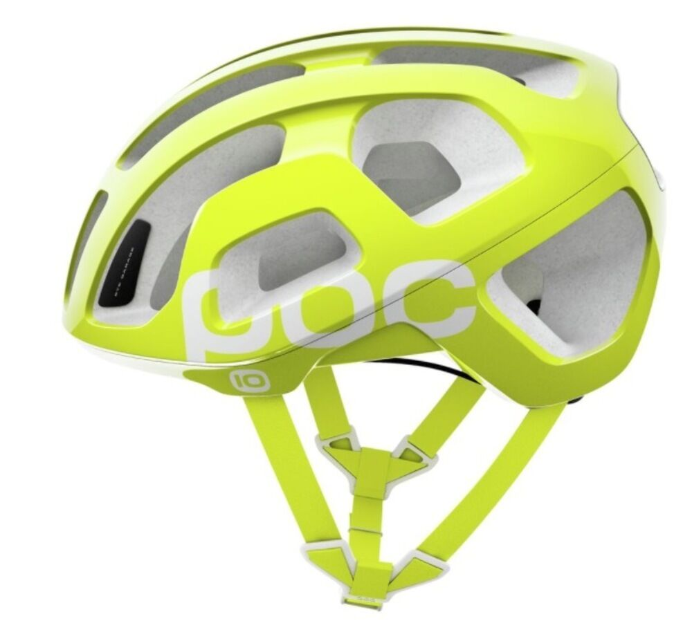 POC Octal ciclismo casco unobtanium Amarillo Edición Limitada Tamaño Pequeño Nuevos