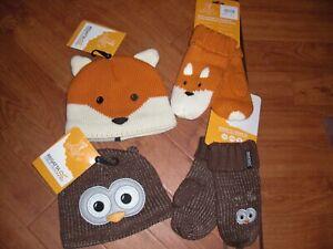 Boy/'s Hat Scarf Gloves Camouflage set BNWT