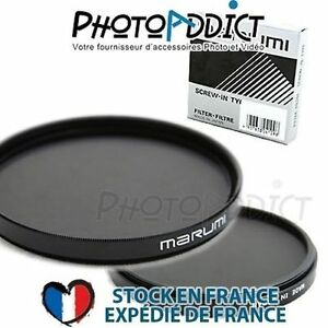 MARUMI-NEO-MC-ND8-62mm-Filtre-Gris-Neutre-ND8-Traite-anti-reflet-multi-couches