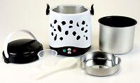 GABA AR15 Portable Mini Rice Cooker Warmer, 1.5L