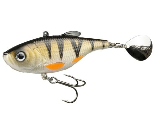 D.A.M Effzett Crazy Vibe 6cm 14g Sinking Spinning tail lure COLORS