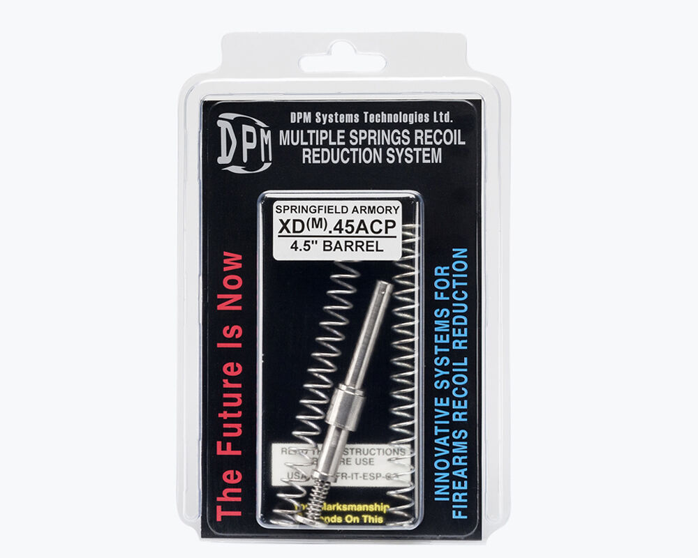 DPM Recoil ROTuction System for SPRINGFIELD XD \ XDM 4.5