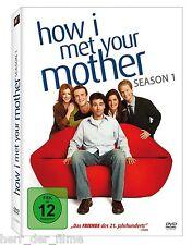 HOW I MET YOUR MOTHER, Season 1 (3 DVDs) NEU+OVP