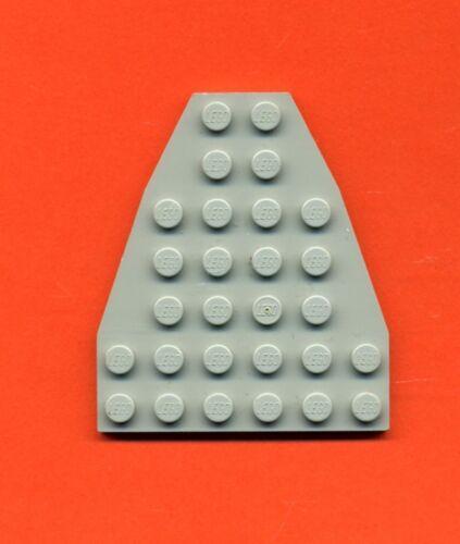Grau/OldGray Platte Lego--2625 Flügel 6 x 7