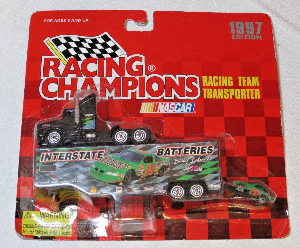 Nascar Racing Champions Racing Team Transporter 1997 EditionInterstate Batte