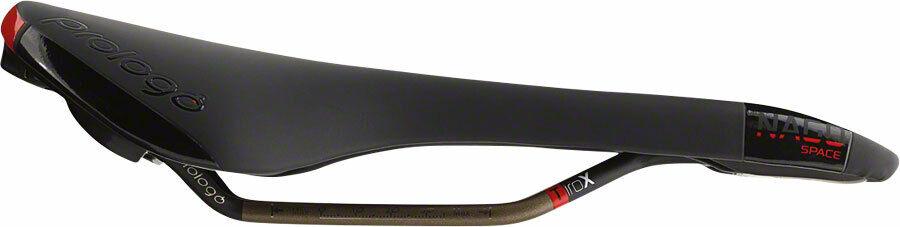Prologo Nago Evo PAS Silla - 141mm-Space Ti-Rox Rails
