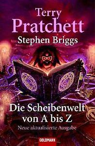 Die-Scheibenwelt-von-A-Z-Neue-aktualisierte-Ausgabe-Buch-Zustand-gut