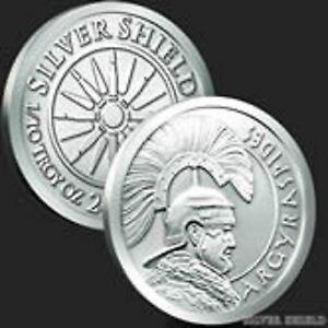 1 10 Oz 999 Fine Silver Argyraspides 2014 Ebay