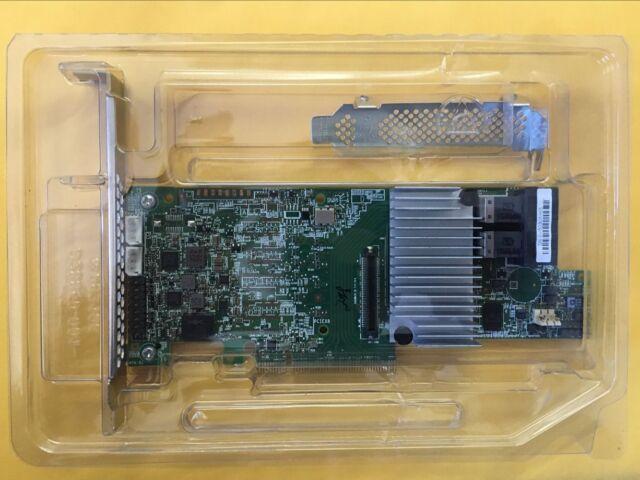 Lsi logic lsi00417 megaraid 8-port sas 9361-8i sgl pcie3. 0 x8 card.