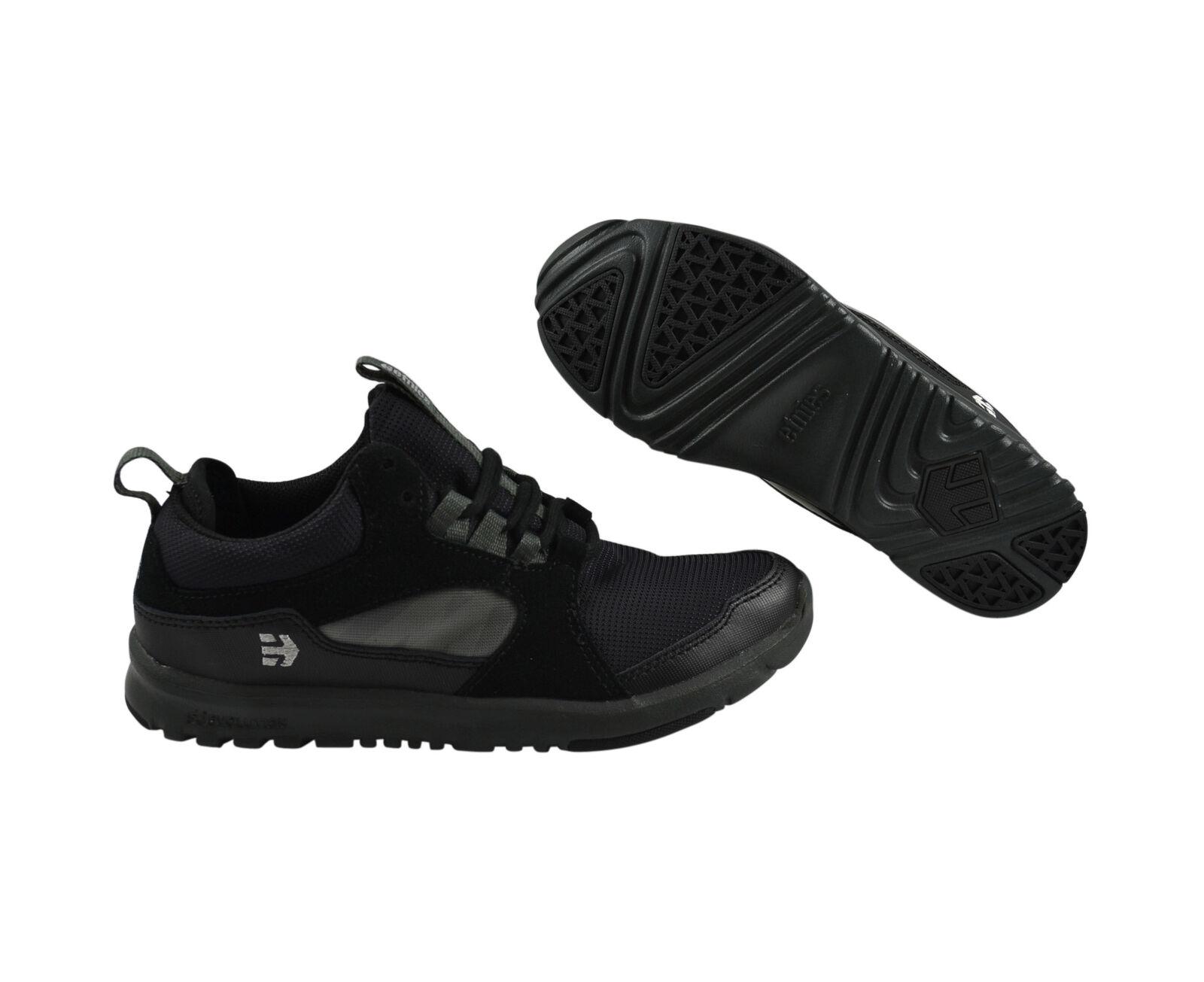 buy popular ad159 6dee3 Etnies Scout grau MT schwarz dark grau Scout Skater Turnschuhe Schuhe  schwarz e0e450