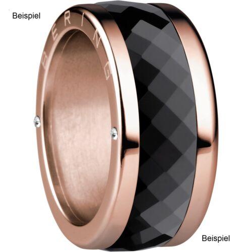 BERING Arctic Symphony Collection Außen Ring Basisring Breit 520-30-X4 rosé