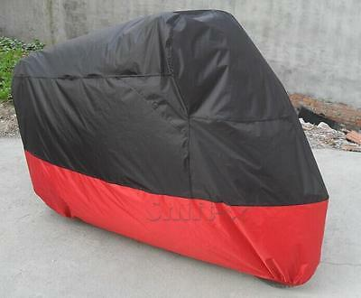 Waterproof Motorcycle Cover For Suzuki Bandit GSF 600 1200 1250 B-King Gladius