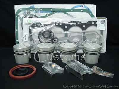 Land Rover Series 3 & Defender 2.5 NA Diesel Engine Motor Overhaul ReRing Kit