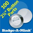 "Badge-A-Minit 100 - 2 1/4"" Pin-Back Button Sets #3011"