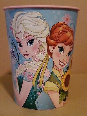 Lot of 12 Frozen Anna Elsa 16oz Party Plastic Cup ~Party Favor Supplies~