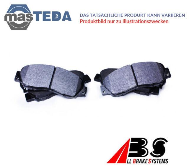 Bremsbelagsatz Scheibenbremse Vorne u.a für Audi Seat Bremsbelagsatz