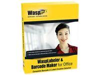 Wasp Wasplabeler & Barcode Maker For Office (1 User License) on sale