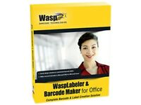 Wasp Wasplabeler & Barcode Maker For Office (1 User License) on sale