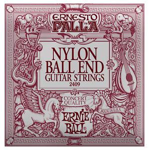 ERNIE-BALL-2409-Muta-per-Chitarra-Classica-Medium-Tension-028-042