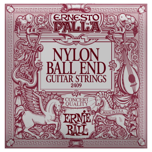 ERNIE BALL 2409 - Muta per Chitarra Classica Medium Tension (028/042)