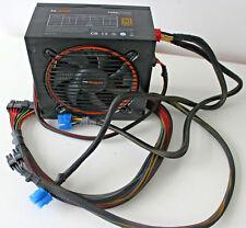 530w be quiet bequiet pure power bqt l7 atx2 3 power supply for pc530w be quiet! pure power l8 530w atx modular power supply 80 plus bronze