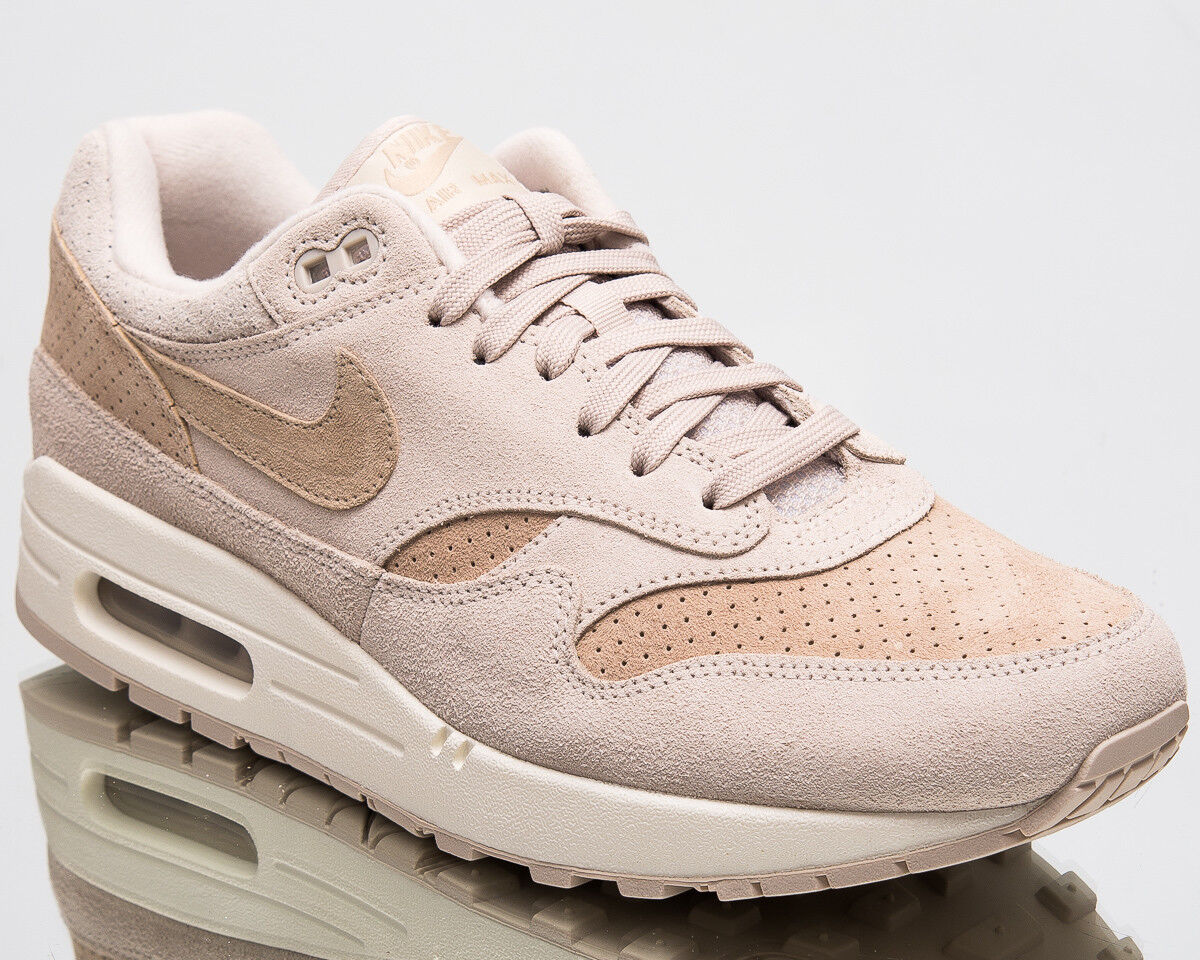 Nike Premium Air Max 1 Premium Nike Desert Sand Mens New Shoes Men Sneakers 875844-004 fb1639