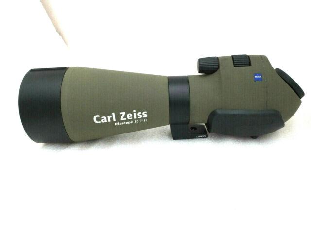 Zeiss Victory Diascope 85 FL mit  Vario-Okular 20-60x , werksüberholt.