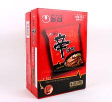 Korean Instant Noodle Shin Ramyun Ramen 120g X 20ea Present Gift Box Package