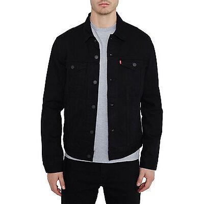NEW LEVI'S ® The Trucker Jacket Black