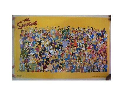I Simpson Locandina Ghisa Shot Acquista One Give One
