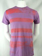 Unisex American Apparel Designer Multi Color Punk Rock Short Sleeve T Shirt S