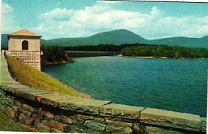 Vintage Postcard - Ashokan Reservoir Kingston New York NY Unposted #1813