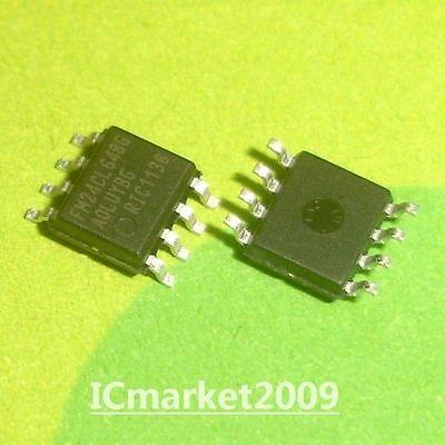 10 PCS FM25CL64-GTR SOP-8 FM25CL64-G  64Kb FRAM Serial 3V Memory
