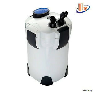 SUNSUN-HW-304B-5-STAGE-AQUARIUM-EXTERNAL-CANISTER-FILTER-w-9W-UV-STERILIZER-525G
