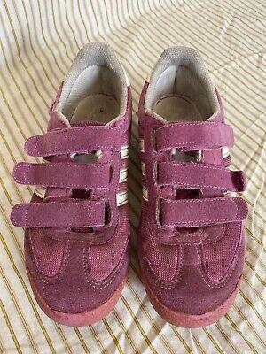 adidas dragon purple