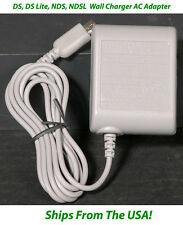 New OEM Nintendo USG-001 USG-002 DS, DS Lite, NDS, NDSL  Wall Charger AC Adapter