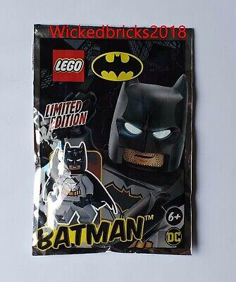 Limited Edition 211901 DC Foil Pack POLYBAG LEGO  BATMAN THE BATMAN MOVIE