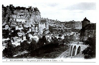 (s-115072) France - 46 - Rocamadour Cpa Grote Rassen