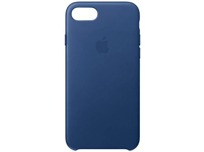 Funda iPhone 7 / 8 Leather Case Sapphire azul