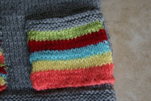 Hand Knitted Baby Jumper BNWT 0-6// 6-12 Month 1-2 Years 2-3 Years