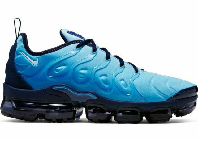 Size 13 - Nike Air VaporMax Plus Current Blue for sale online | eBay
