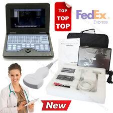 US seller,Full Digital Portable Laptop B-ultrasound Scanner Machine+3.5M Convex