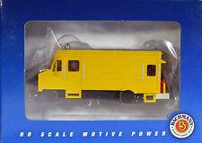 MOW TRAINS HO Bachmann 46204 Rail Detector Step Van W/Highrailers NIOB