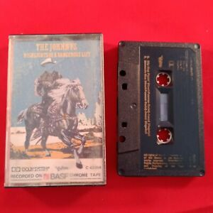 Cassette-Tape-The-Johnny-039-s-Highlights-of-a-dangerous-life