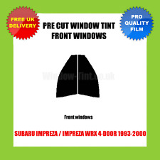 SUBARU IMPREZA/IMPREZA WRX 4-DOOR 93-00 ANTERIORE KIT PELLICOLA FINESTRINI