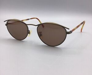 Oliver-Peoples-Occhiale-Sole-Vintage-OP-6-AG-YBR-Sunglasses-Lunettes-Sonnenbrill